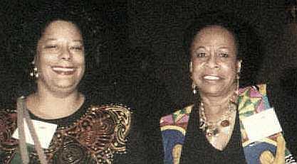 Joan Cartwright and Betty Carter, San Antonio, TX