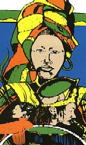 Gaiafest2000! Gaia &#169 1998 Anthony Burks